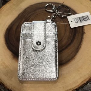 Accessories - Credit Card Holder with Key Chain